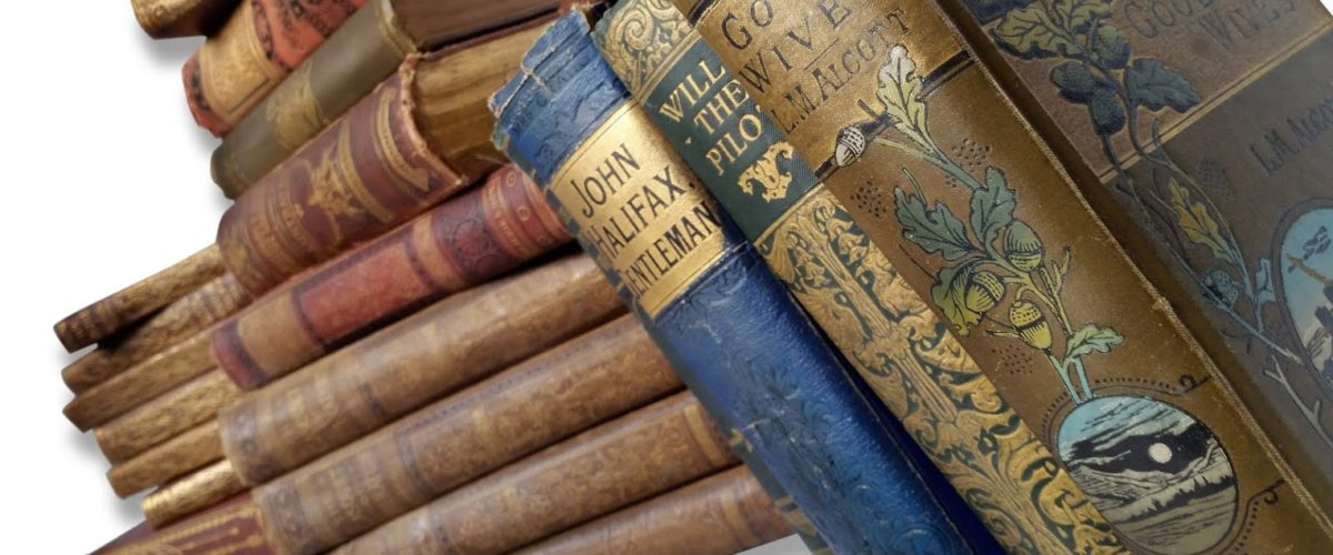 Antique and Vintage Books