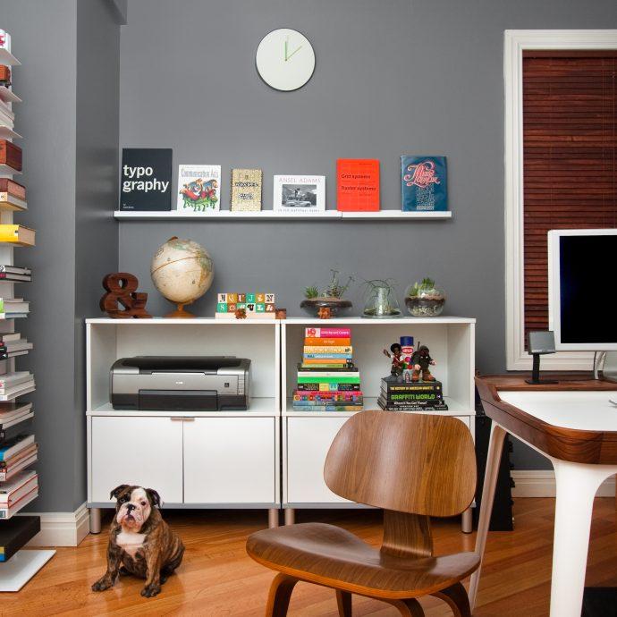 Using Books in Your Interior Design