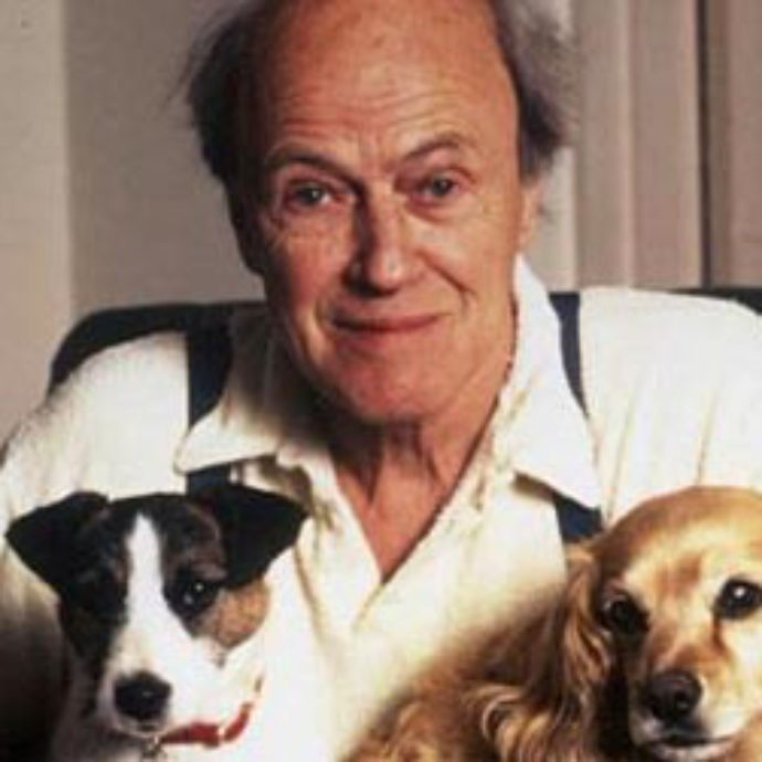 The Story of Roald Dahl…