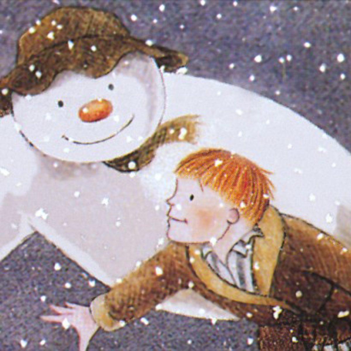 The Shocking Truth Behind Raymond Briggs' The Snowman