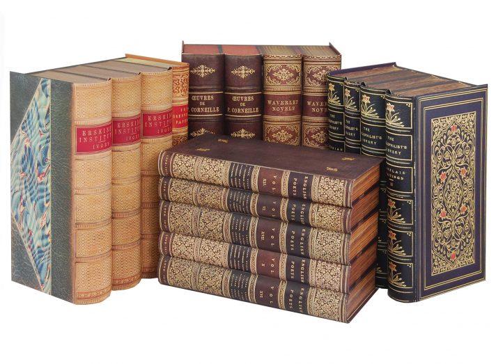 Easy Display false Books